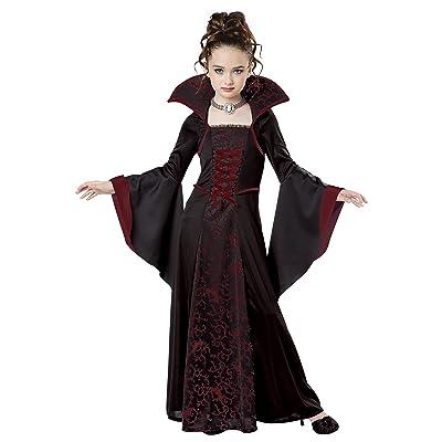 Royal Vampire Costume for Kids: Clothing