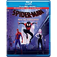 Spider-Man: Into the Spider-Verse (Blu-ray 3D & Blu-ray)