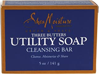 product image for Shea Moisture Men's Utility Soap, 5 Ounce (Packaging may vary)