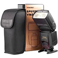 Yongnuo YN565EX - Flash con zapata para Nikon D7000, D5200, D5100, negro