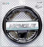 マリオカートを楽しもう! Wiiリモコン用ハンドル ブラック