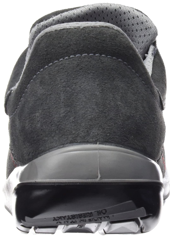 color gris claro Calzado de protecci/ón laboral Giasco Santa Fe talla 42