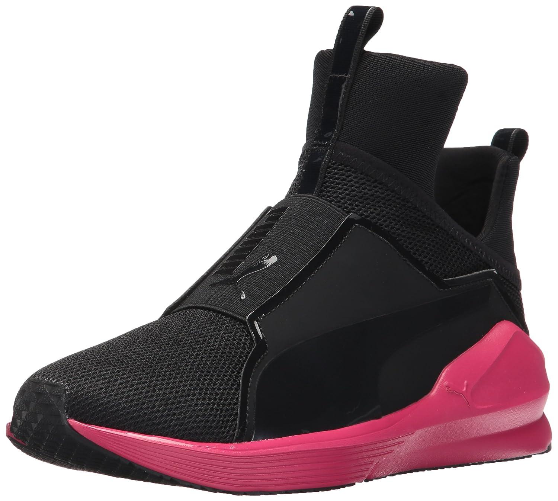 Puma Fierce Core, Zapatillas de Deporte para Mujer 37.5 EU|Puma Black-love Potion