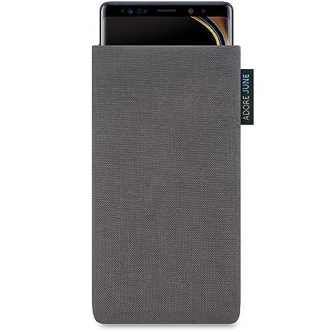 adore june note 9  Adore June Custodia Samsung Galaxy Note 9, [Serie Classic] Tessuto ...