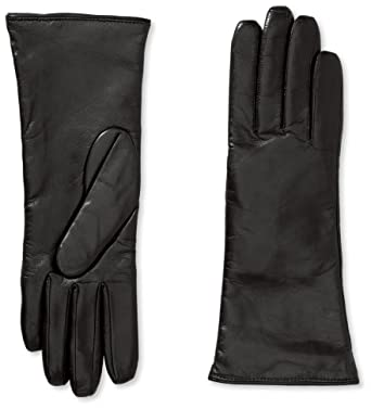 0baa0e311105b9 Roeckl Damen Handschuhe Edelklassiker Kaschmir medium Schwarz (Black 000)  6.5