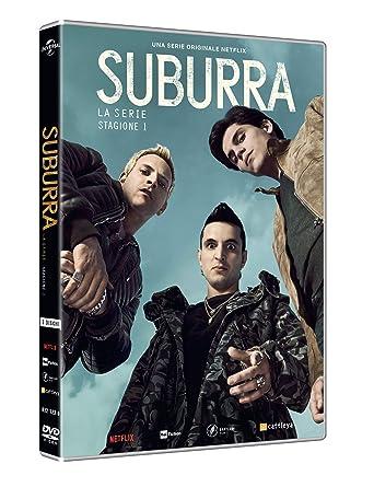 Suburra Prima Stagione (2017) 3XDVD9 Copia 1:1 Ita Sub TRL