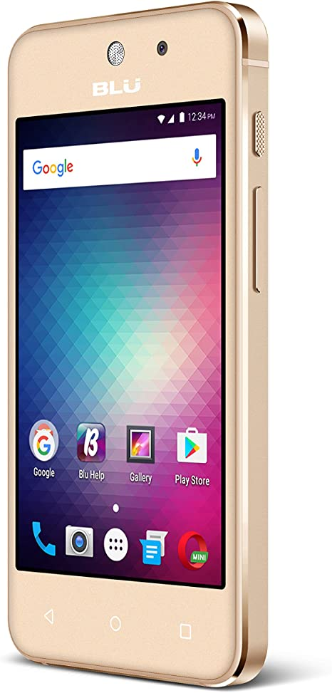 BLU Vivi5 Mini - Smartphone de 4