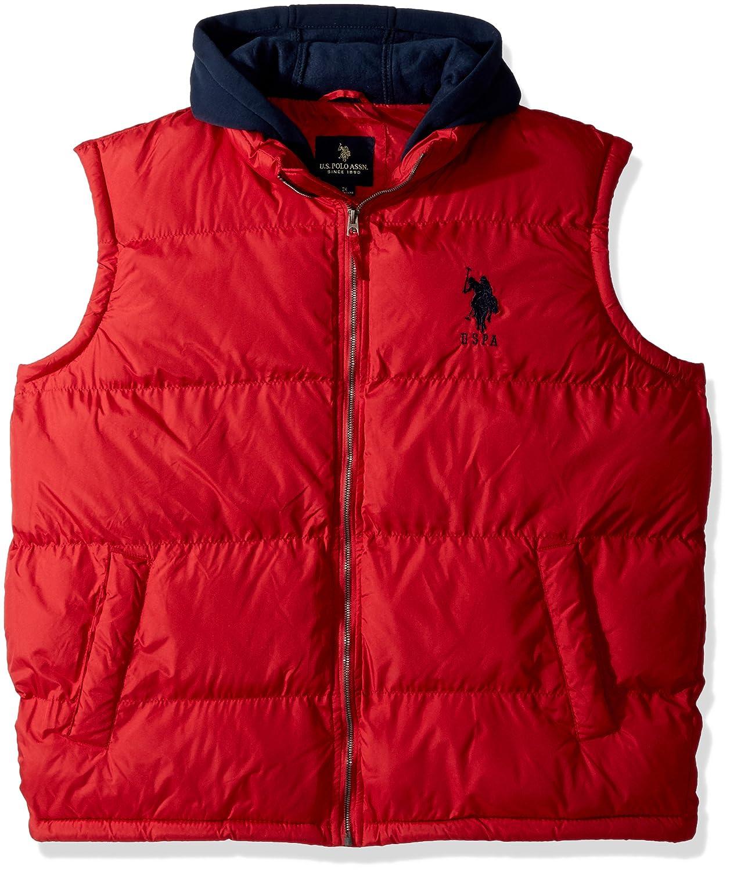 Polo Assn U.S Mens Standard Puffer Vest
