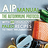 AIP Manual: The Autoimmune Protocol To Treat Inflammation (With 89 Delicious Paleo Recipes) (English Edition)
