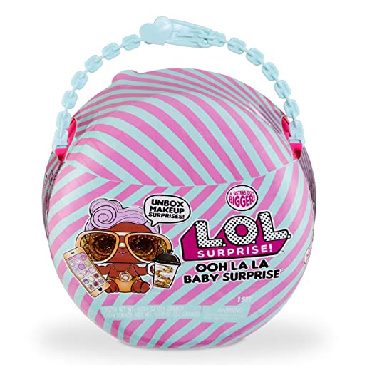 Amazon.com: L.O.L. ¡Sorpresa! Ooh La Baby Surprise- Lil D.J. ...
