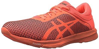 ASICS Womens fuzeX Rush cm Running Shoe
