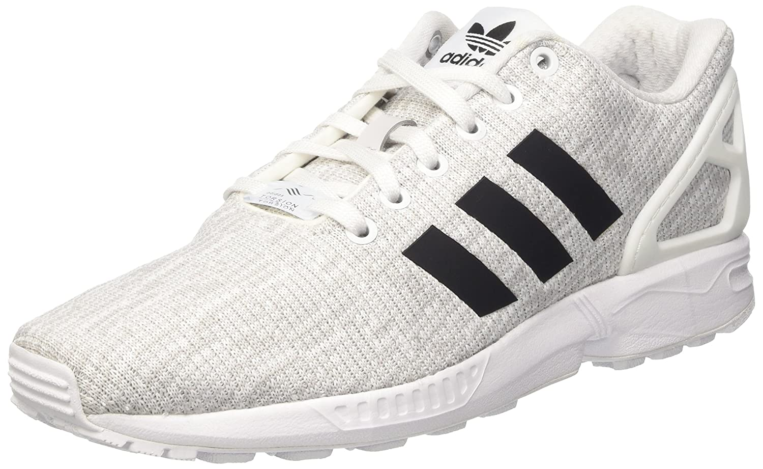 super popular fd481 7c054 adidas ZX Flux C, Chaussures de Gymnastique Mixte Enfant, Multicolore (Core  Black/