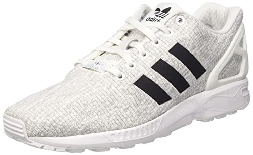 finest selection f98ce f2419 adidas ZX Flux, Scarpe da Corsa Uomo, Multicolore (Ftwr WhiteCore Black