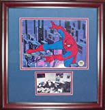 Stan Lee Spider Man signed animation cel