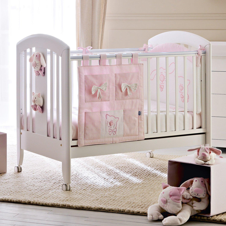 Pali Kinderbett Zizzi & Koko mit Lattenrost, verstellbare ...