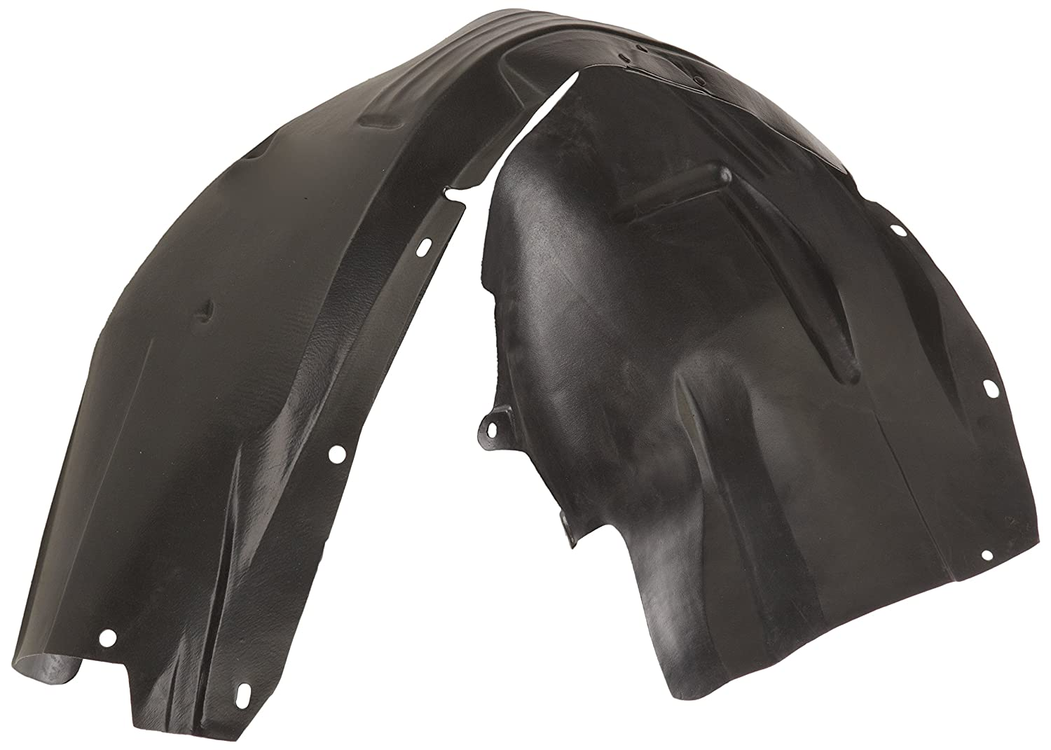 OE Replacement Ford Focus Front Driver Side Fender Inner Panel Partslink Number FO1248131