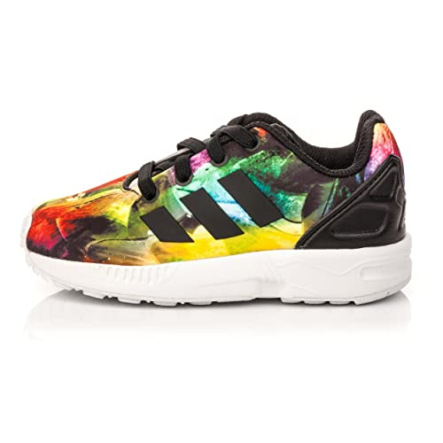 Adidas ZX Flux Camo Zapatillas Niños Mixed: Amazon.es: Zapatos y complementos