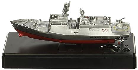 Amazon com: Zlimio RC Boat 2 4GHz RemoteControl Ship for Kid Bathtub
