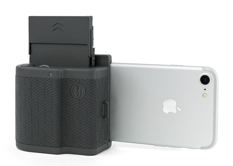 Prynt Pocket Instant Photo Printer For Iphone Graphite Pw310001 Dg
