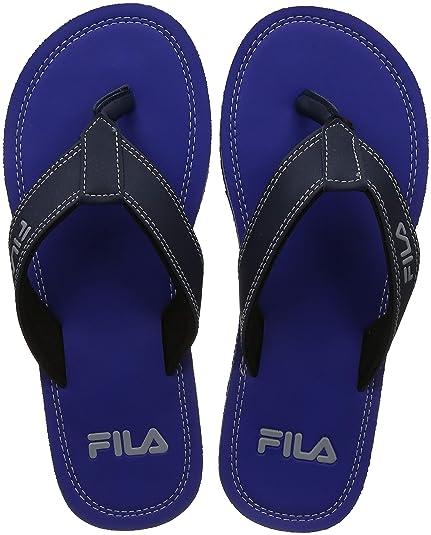 8778bac0bc482e Fila Men s Pompei Flip Flops Thong Sandals  Buy Online at Low Prices ...