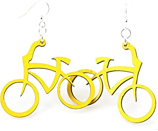 product image for Bicycle Earrings
