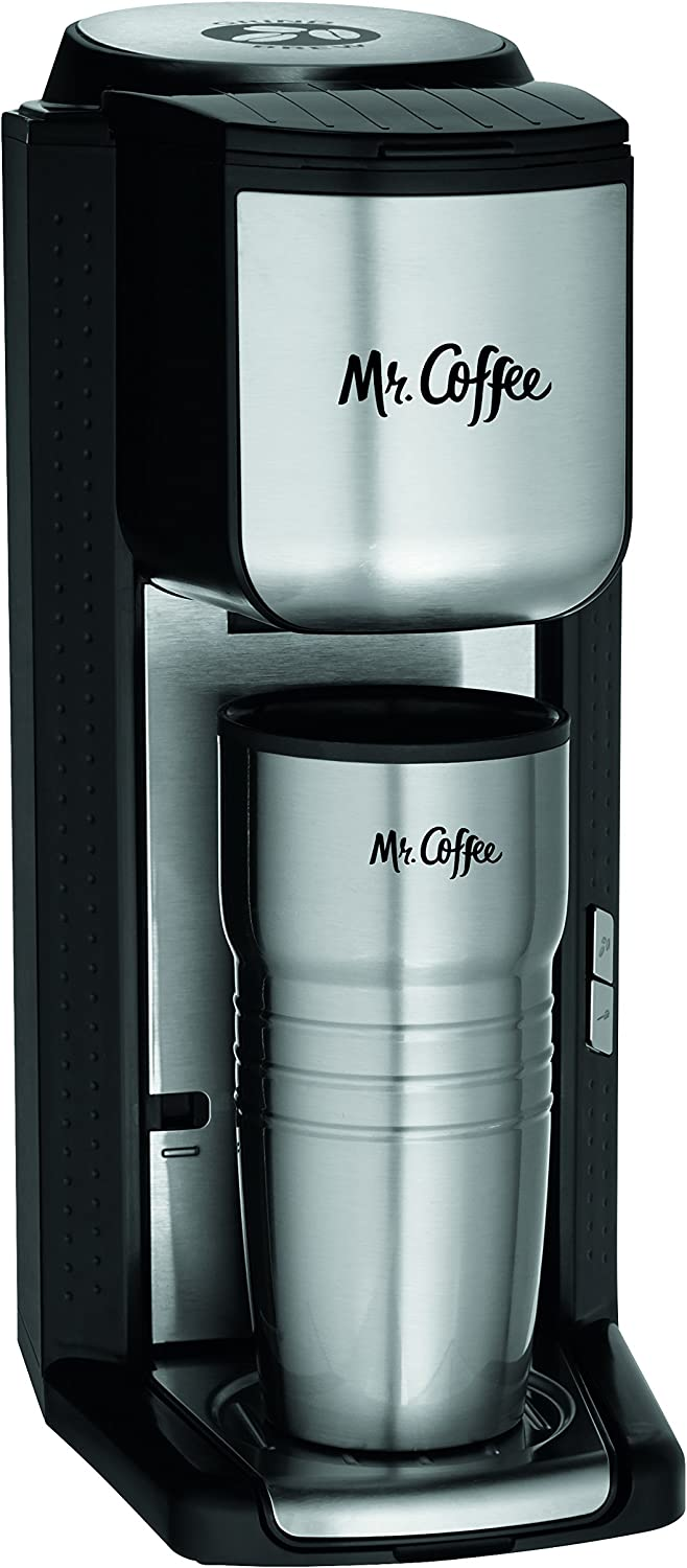 Mr. Coffee Single Cup Coffee Maker Review