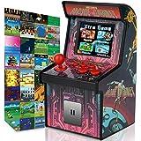 GBD Retro Kids Mini Arcade Game Consoles Machine 200 Electronic Handheld Video Games Portable Gaming Arcade Cabinet 2.5…