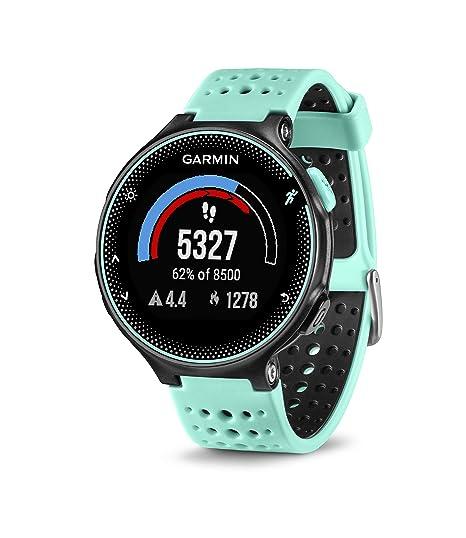 Amazon Com Garmin Forerunner 235 Gps Running Watch Frost Blue