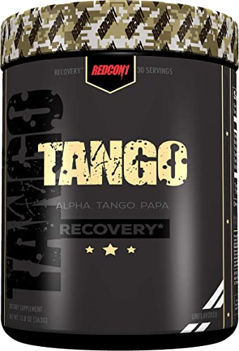 Redcon1 Tango, 12.8 Ounce Unflavored Creatine, Build Muscle