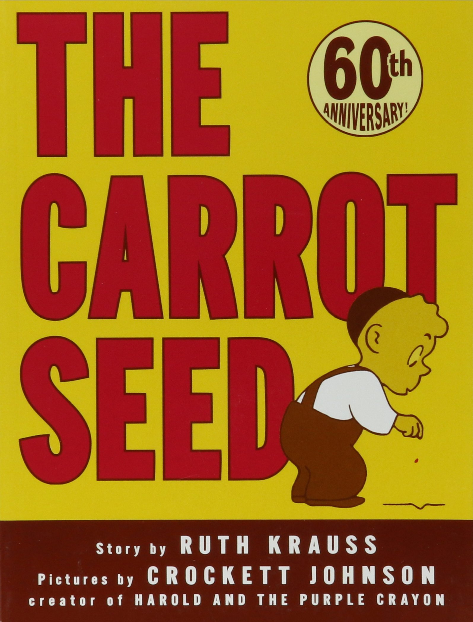 The Carrot Seed (Book and CD) ebook