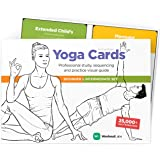 WorkoutLabs Yoga Cards I & II – Complete Set: Professional Study, Class Sequencing & Practice Guide · Plastic Sanskrit Flash Cards Deck for Women and Men
