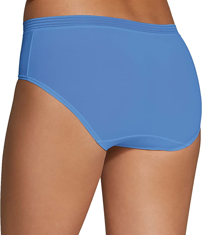 Details about  / Women/'s Everlight Underwear Multipack 8 Low Rise Brief//Assorted