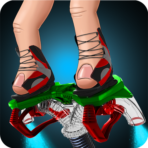 Flyboard Simulate -