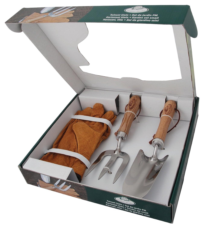 Esschert Design GT41 35 x 36 x 7cm Mixed Materials Garden Tools Brown