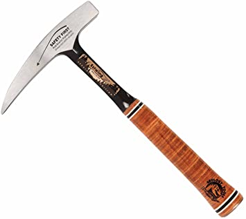 estwing special edition rock pick 22 oz geological hammer with