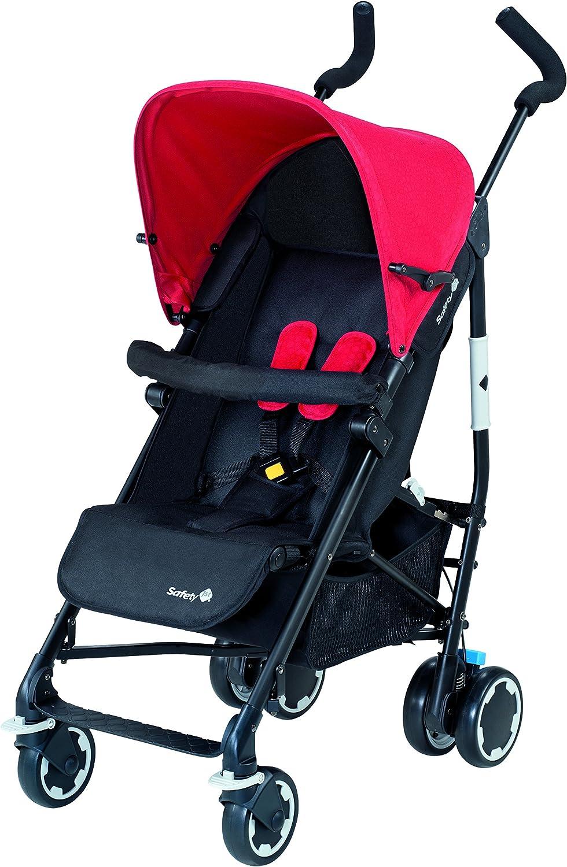 Facile da Chiudere Colore Nerazzurro Safety 1st Taly Passeggino Compatto e Reclinabile Poggiapiedi e Vassoio Amovibile