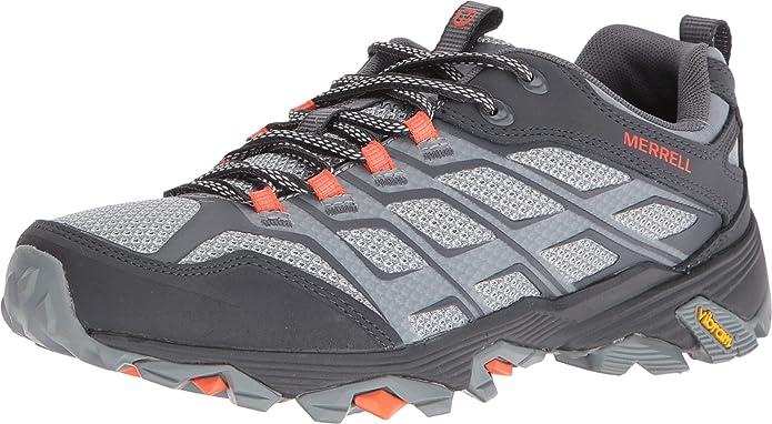 Chaussures de Randonn/ée Hautes Mixte Merrell Moab FST Mid A//C WTRPF