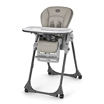 amazon com chicco polly highchair papyrus baby