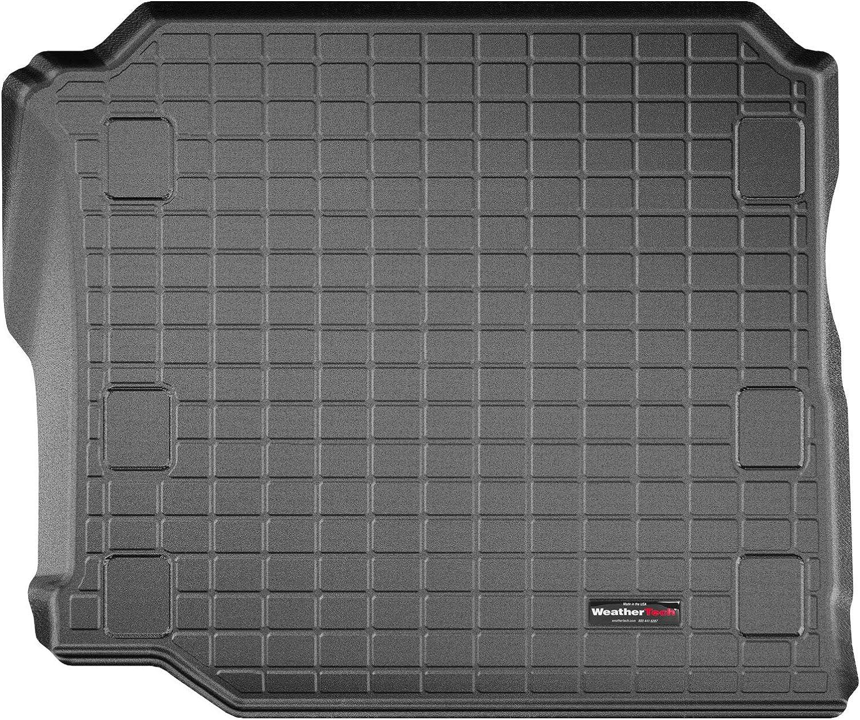 WeatherTech 401188 Cargo Liner Black Wrangler Unlimited Jl 18