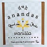 Ananda's Fresh Vegetarian & Vegan Madagascan Vanilla Marshmallows 90g