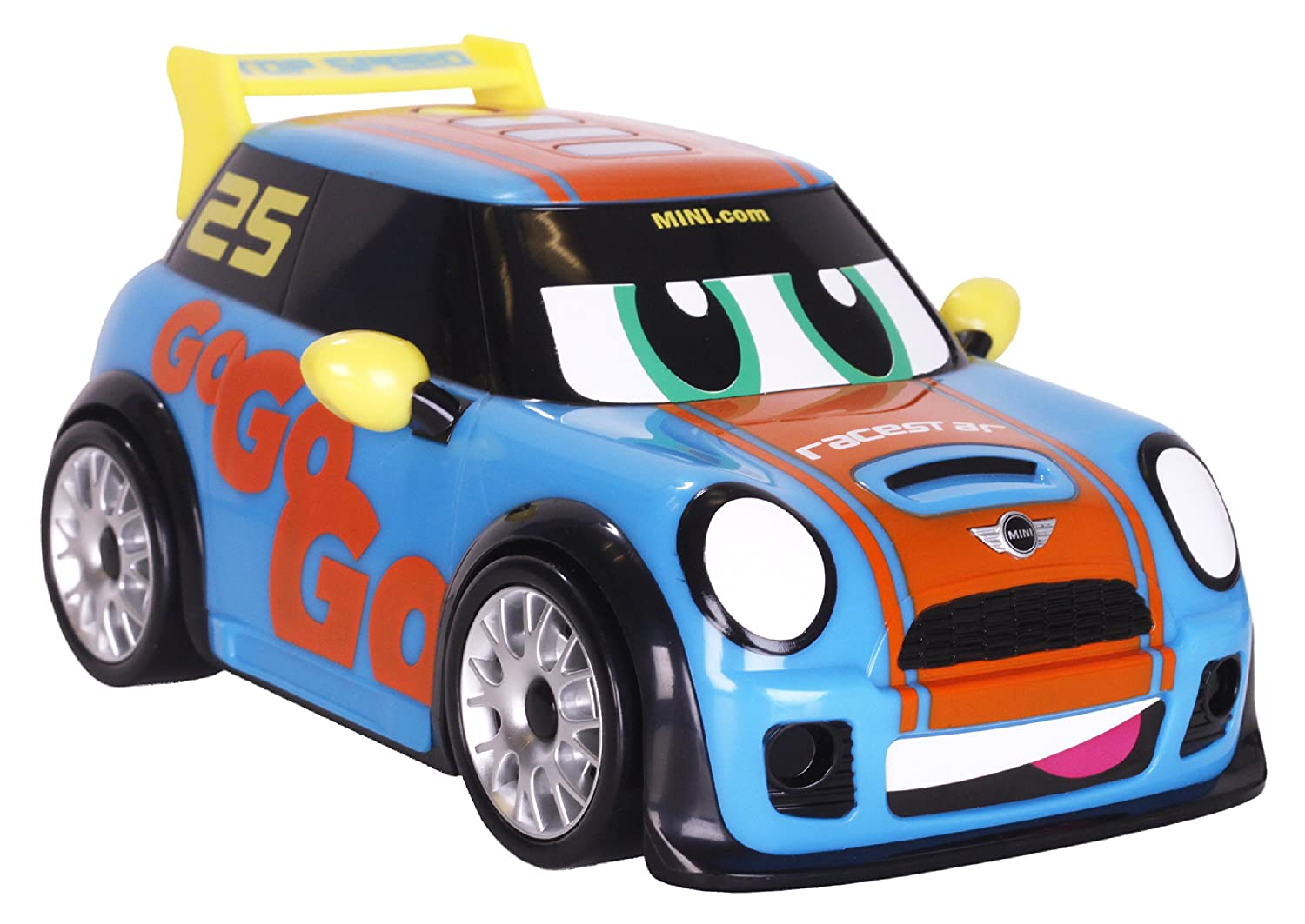 Go Mini Mini Mini Power Boost Racer - Blaues Auto [UK Import] af0df7