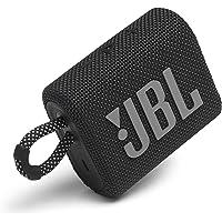 JBL Bocina Portátil GO 3 Bluetooth - Negro