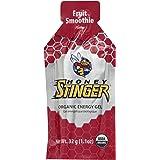 Honey Stinger Organic Energy Gel, Fruit Smoothie, 1.1 Ounce (Pack of 24)