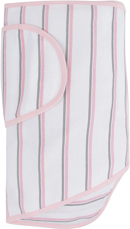 Pink/grey Stripes