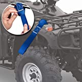 Soft Loop Tie Down Straps - 1,500 Load Capacity