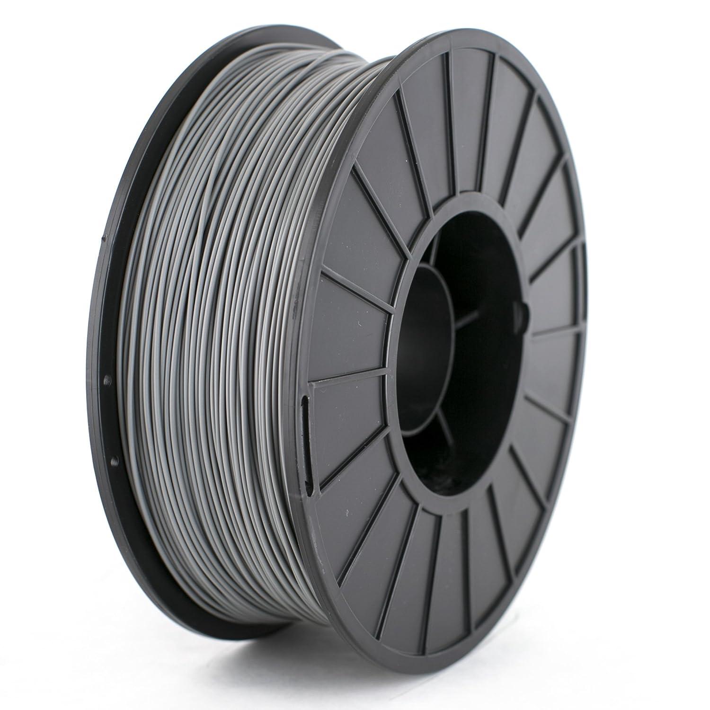 Color Star Grey PLA Filamento 1 kg (1.75 mm) Calidad Premium para ...