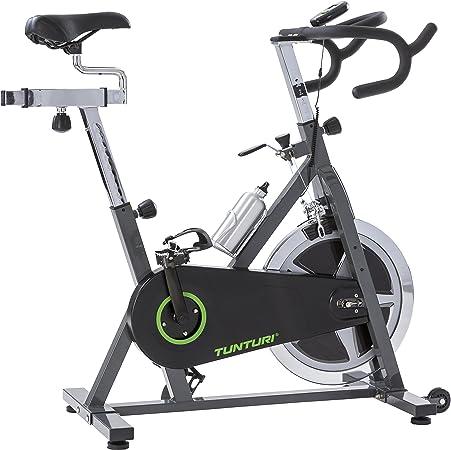 Tunturi Cardio Fit S30 Bicicleta estatica/Bicicleta Indoor/Bici estatica/computadora de Entrenamiento: Amazon.es: Deportes y aire libre