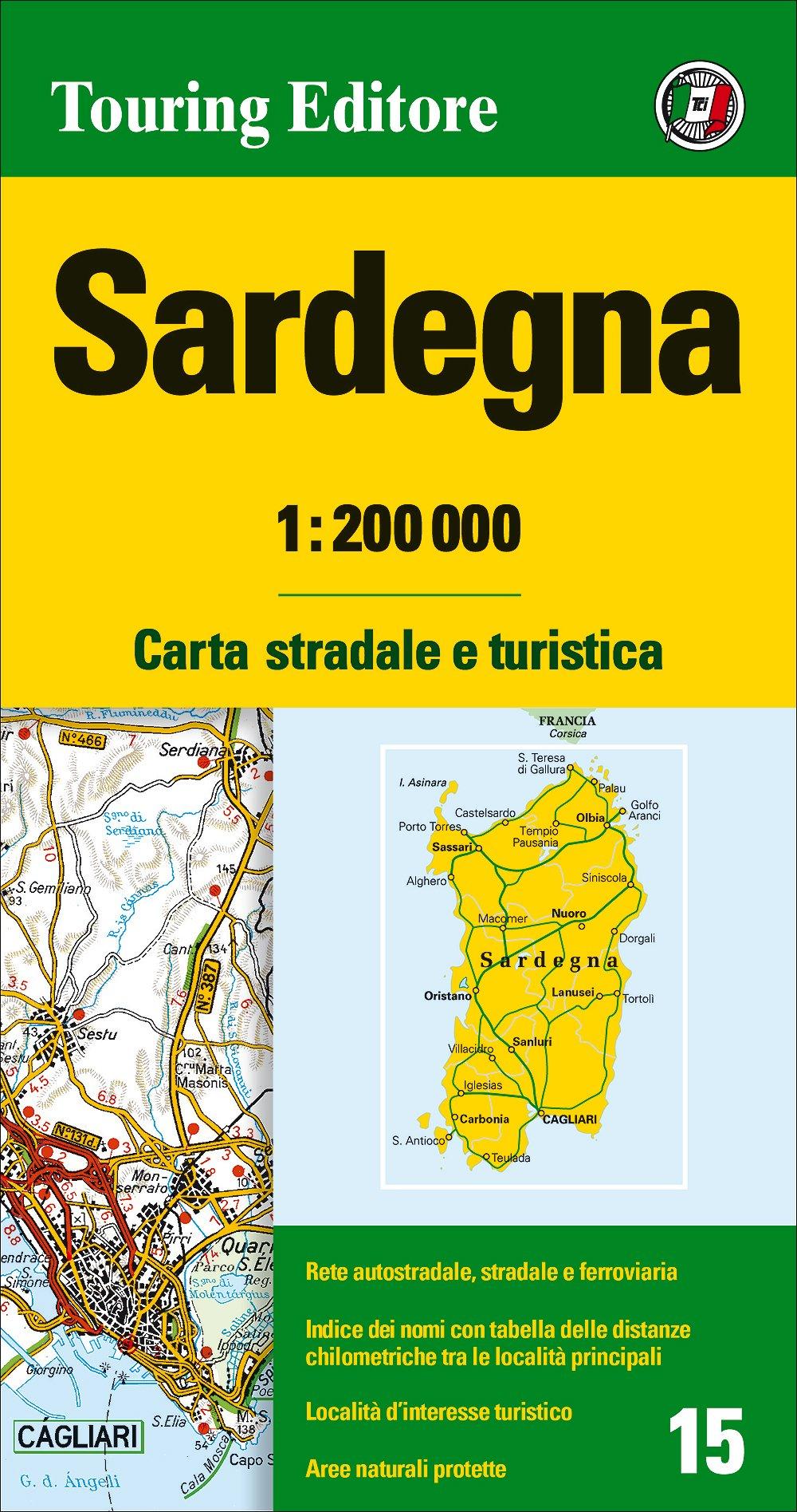 Cartina Stradale Piemonte Liguria