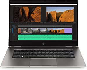 "HP Zbook Studio G5 15.6"" Mobile Workstation - Core i7 i7-8850H - 16 GB RAM - 512 GB SSD - Windows 10 Pro - in-Plane Switching (IPS) Technology - English (US) Keyboard - Intel Optane Memory Ready"
