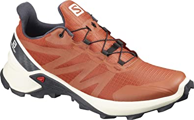 SALOMON Shoes Supercross Burnt, Zapatillas de Running para Hombre ...
